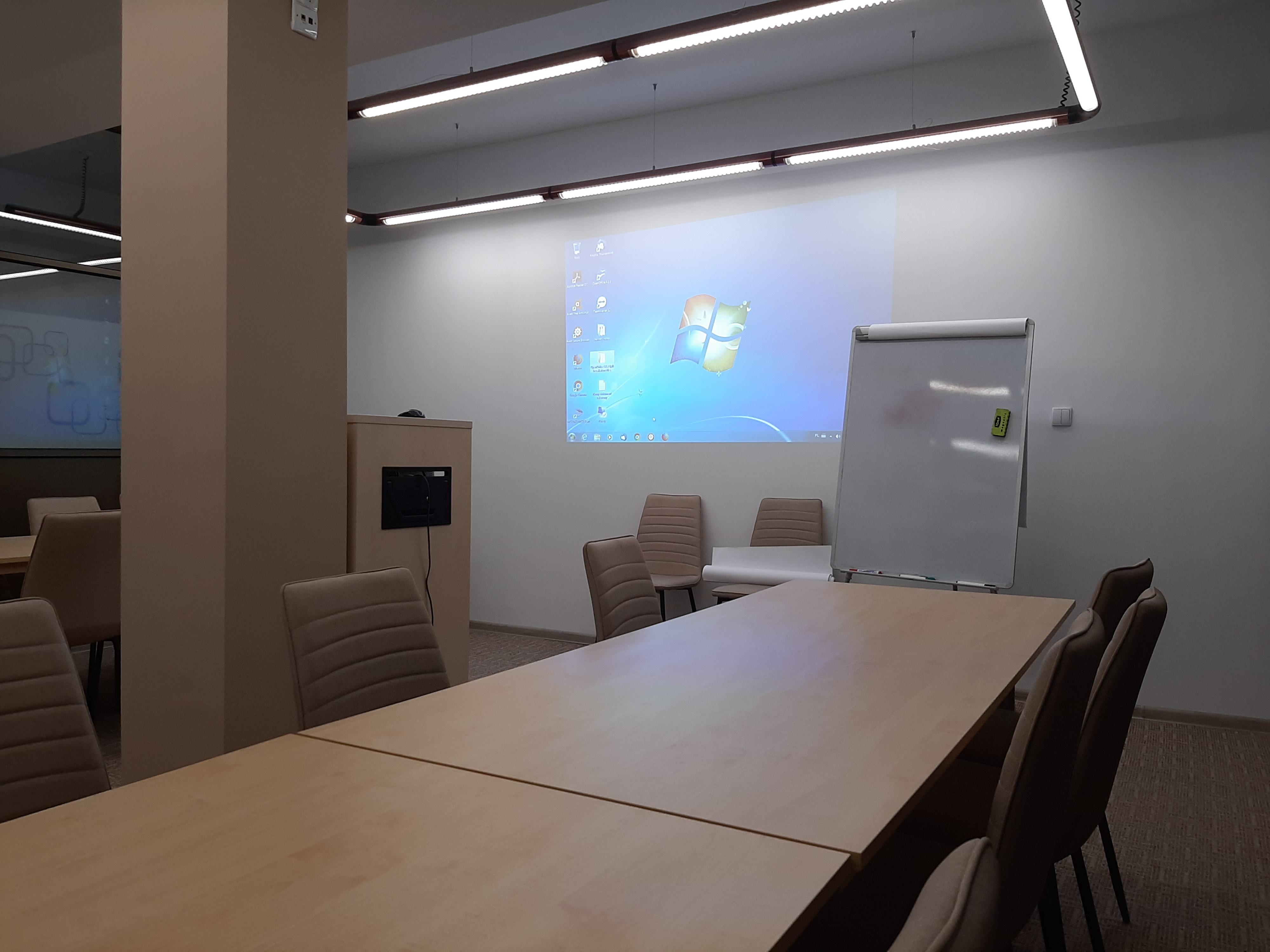 Sala konferencyjna w Tarnowie